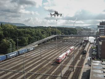 Monitoramento e Vigilância de Infraestrutura Ferroviária utilizando Drones