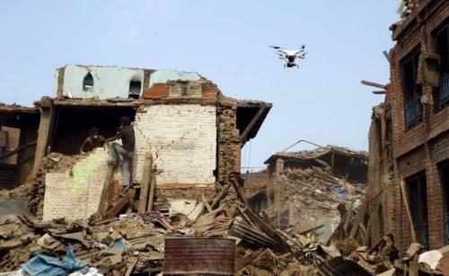 Drones na Indústria de Seguros