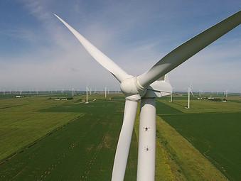 Mercado de Energia Eólica aliado aos Drones
