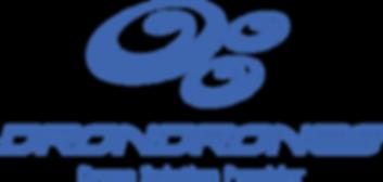 Logomarca DronDrones Technology