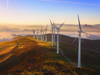 Tecnologia dos Drones nos parques eólicos