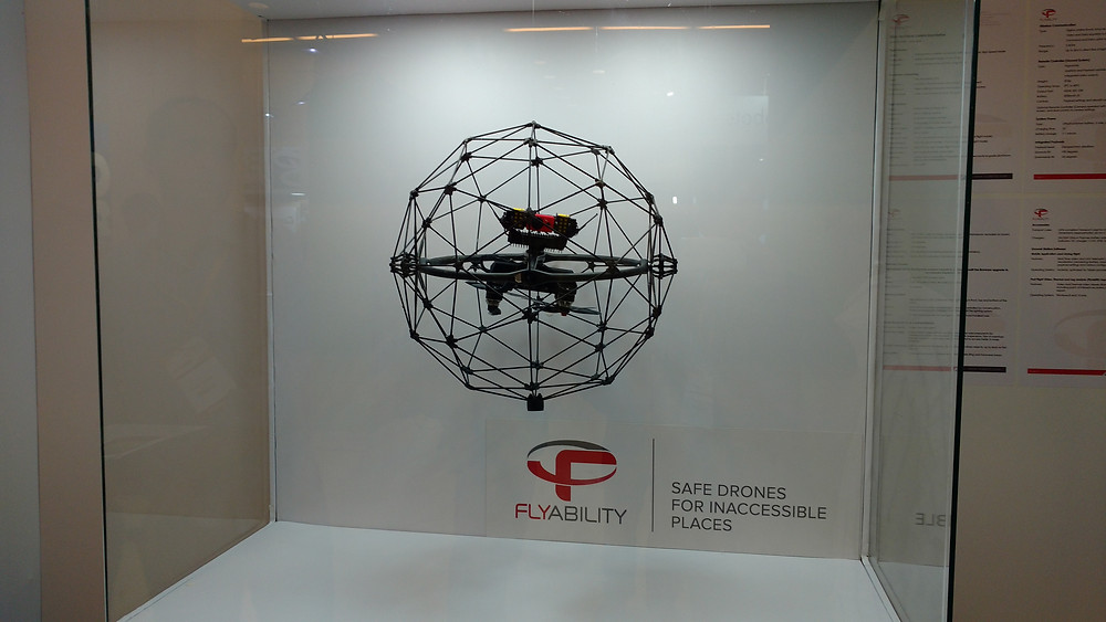 Drone Trends 2018 - DronDrones Technologies