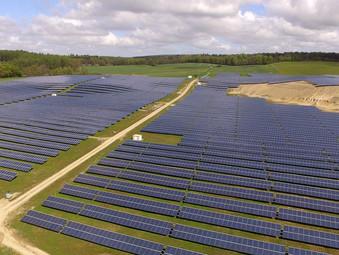 Solução para inspeção em painéis solares