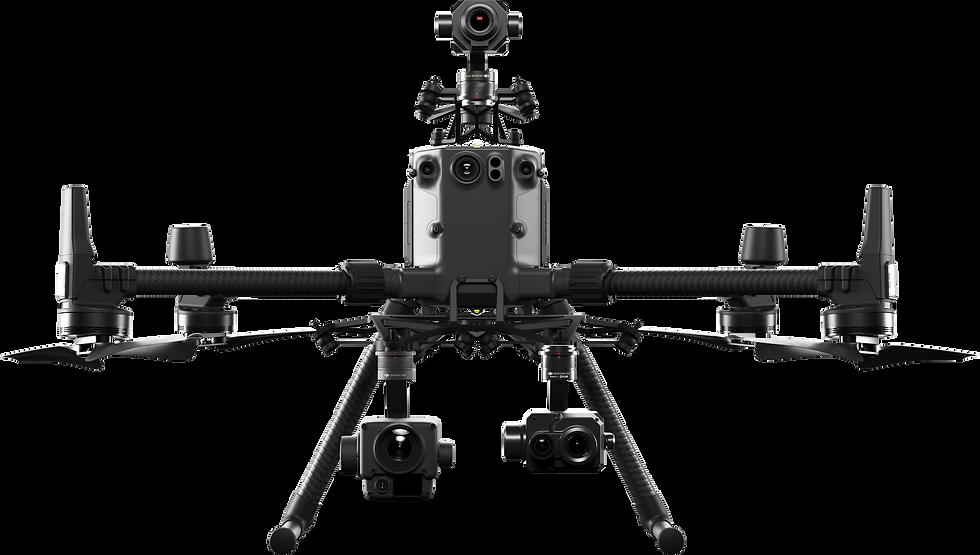 Inspeções Industriais com Drones