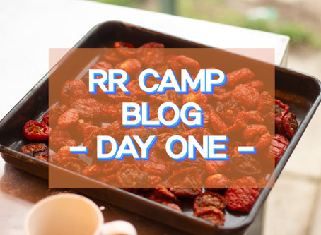 Arrivals in Collective - RR Camp Day 1