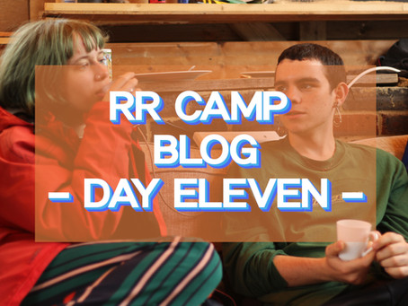 Into the FUTURE - RR Camp Day 11