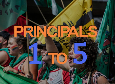 Principles Deep Dive - 1 to 5
