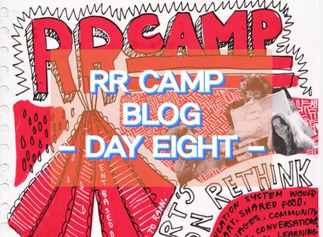 Radical Restart's Radical Education Rethink! - RR Camp Day 8