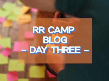 Winning in the Rain - RR Camp Day 3