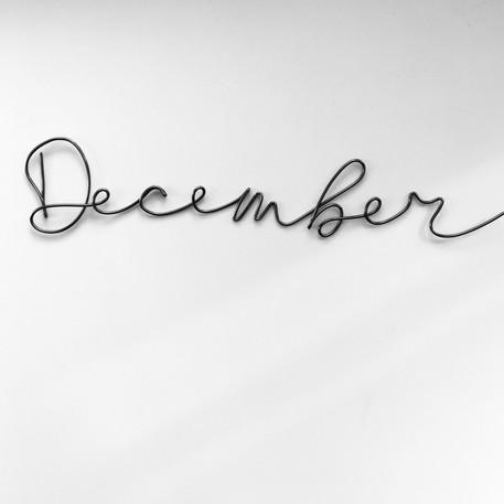 December font