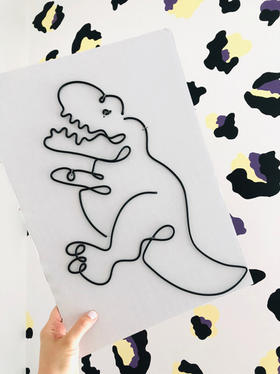 Tracey the T-Rex