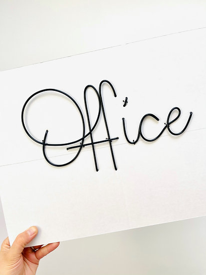Office (May font)