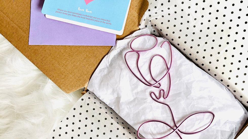 Mini Rose Letterbox Gift