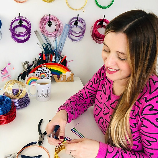 'Make a Rainbow With Me' Workshop