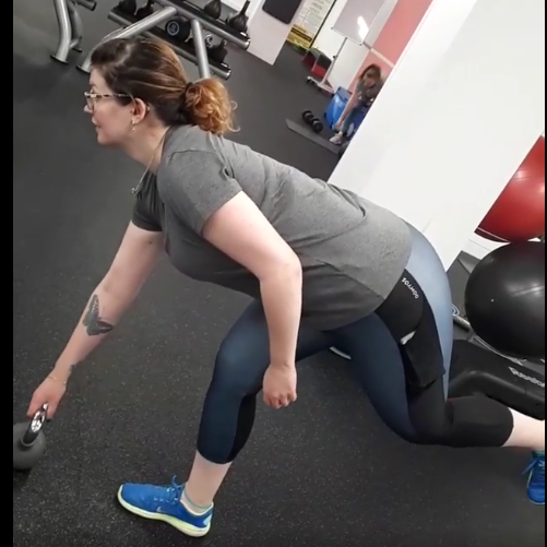 Single Leg RDLs to Strengthen Weak Ankles