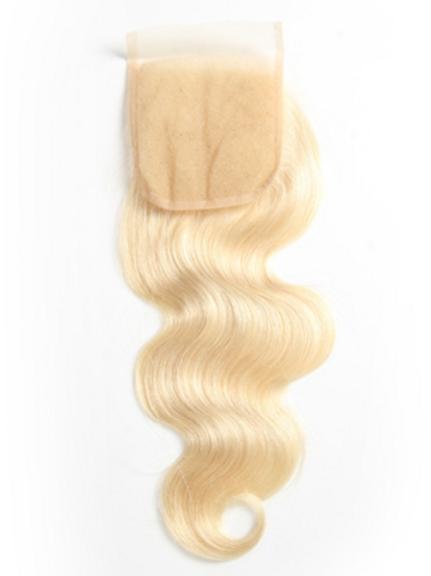 Blonde-#613 Closures