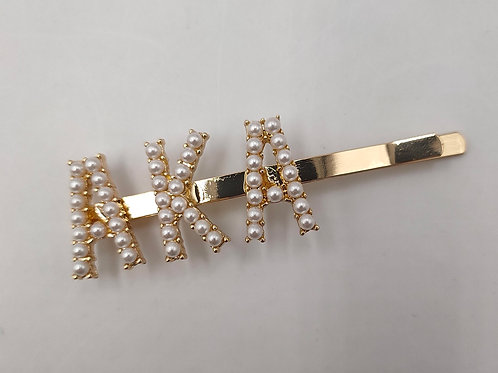 Sorority Hair Pins