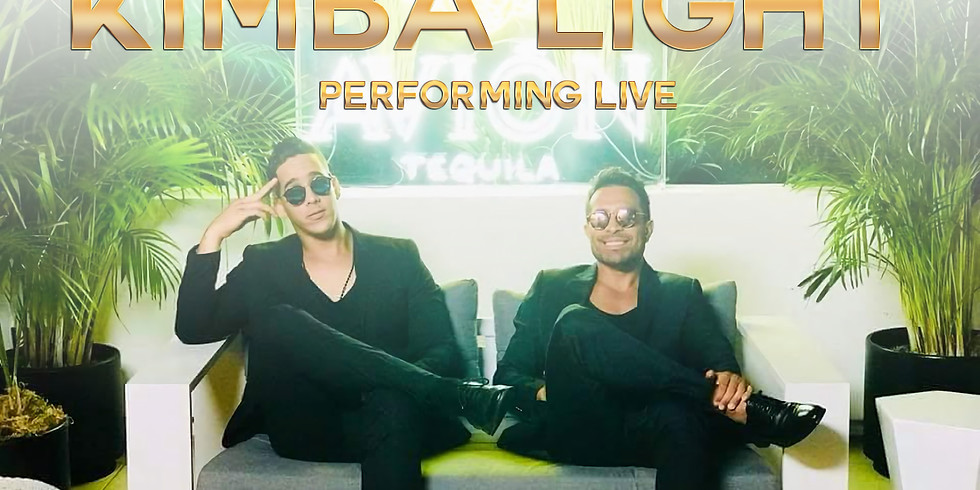 "Energia Fridays "" Kimba Light Performing Live"""