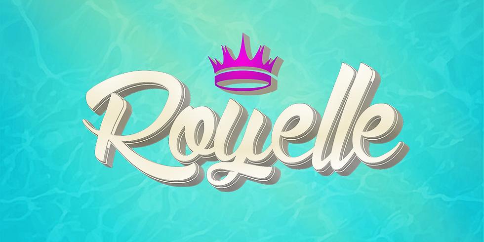 "Energia Fridays Presents ""DJ ROYELLE"""