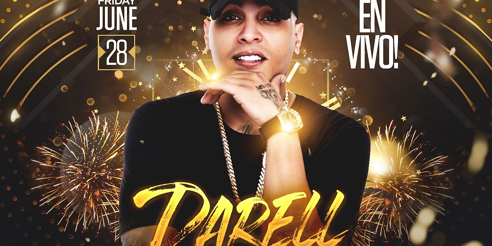 Darell Performing Live 1 Year Anniversary