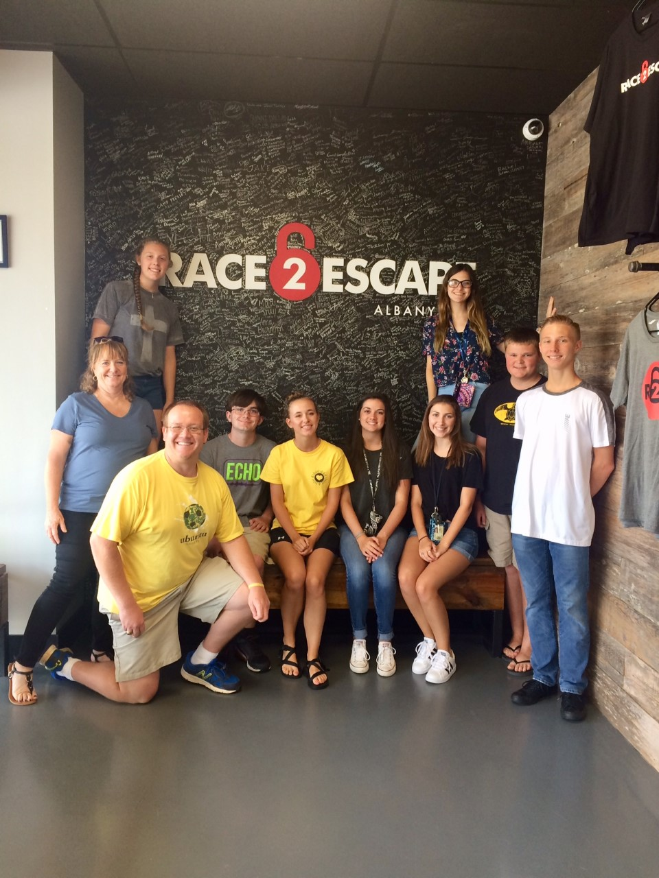 HS Escape Room