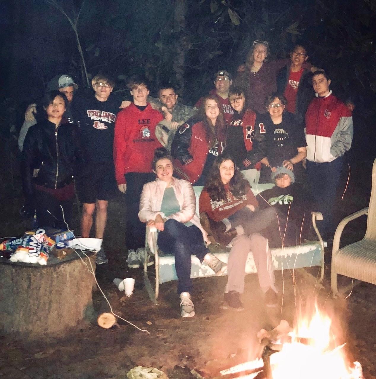 HS Bonfire 17