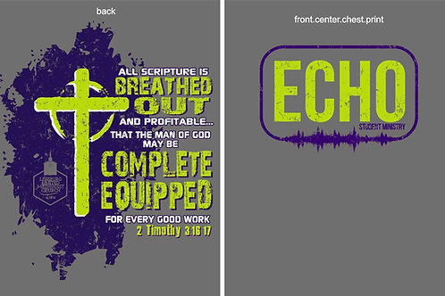 LUMC Echo Youth T-Shirt