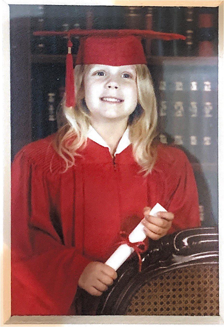 Madeline K graduation