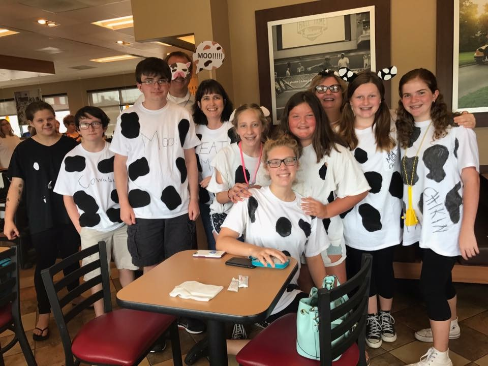 Cow Day July 2017