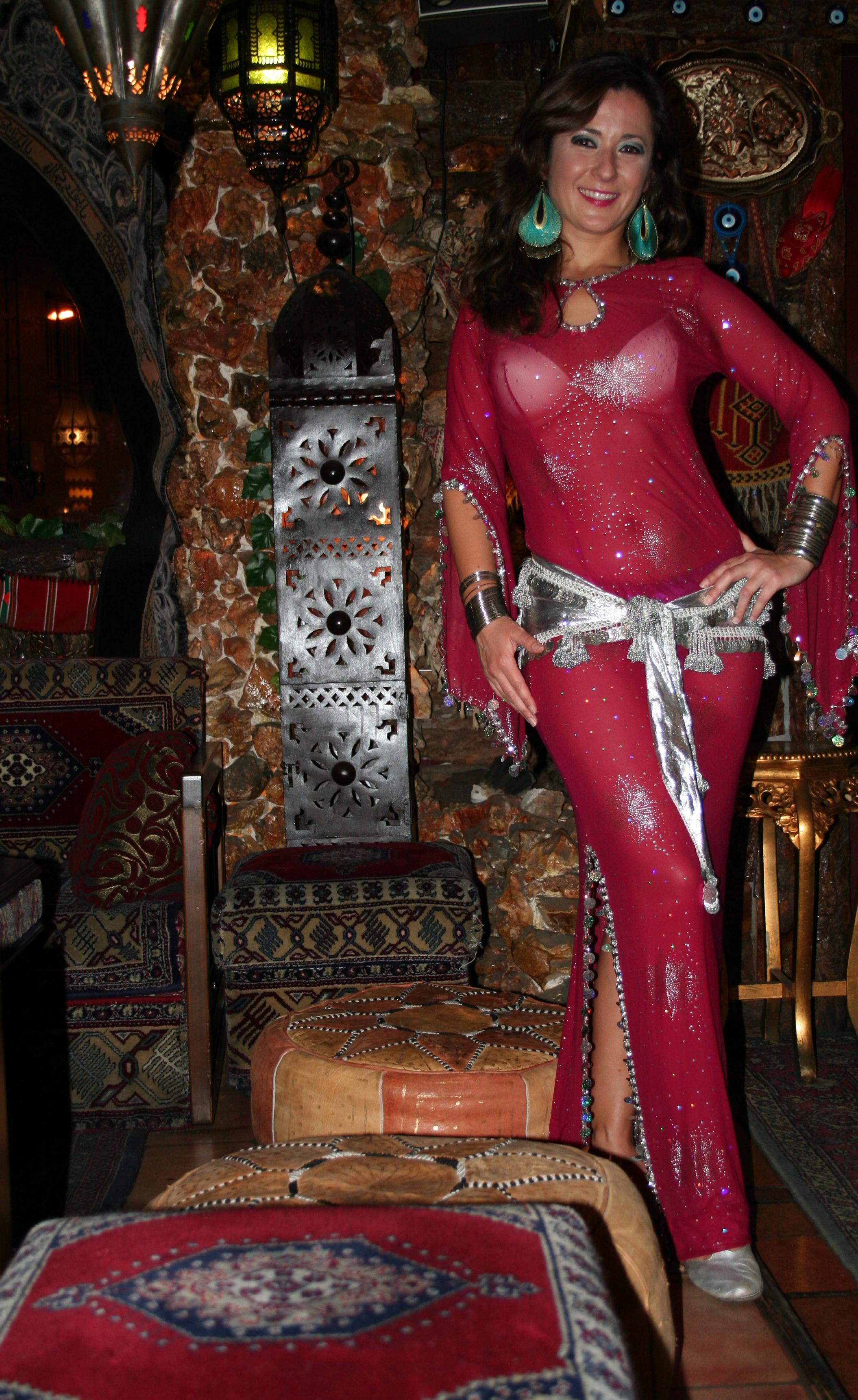 Danza Oriental Restaurante árabe