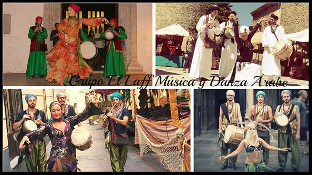 Grupo El Laff Música y Danza Ärabe !!_#musicaarabe #danzaarabe #music #arabicmusic #arabicdance #da