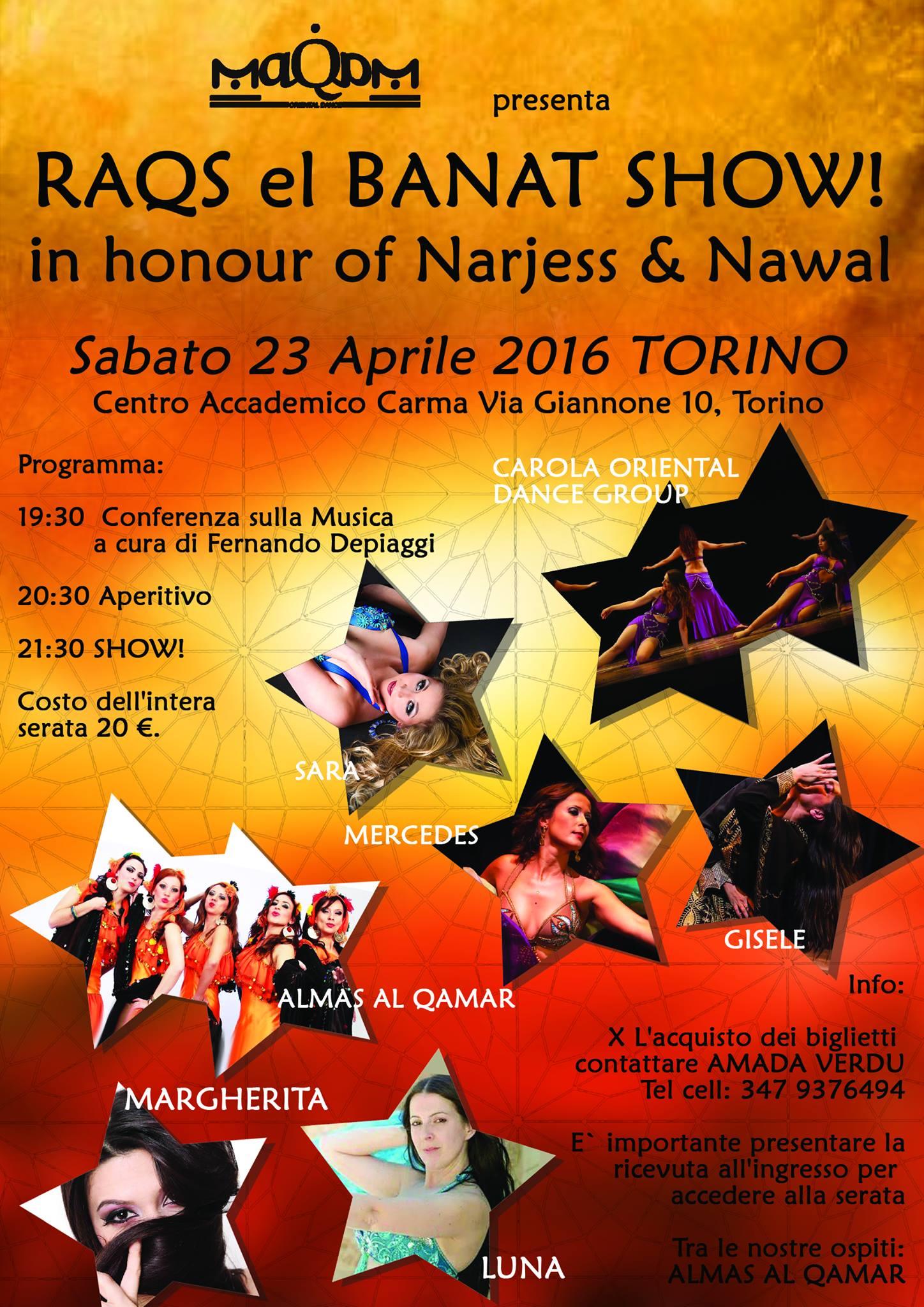 Festival Raqs El Banat 16