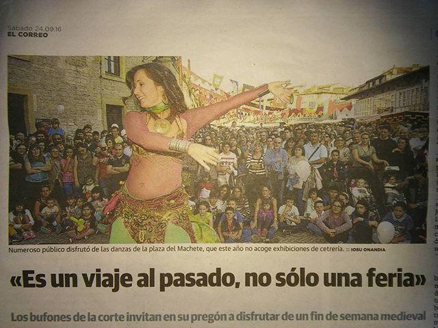 Inauguración  Mercado Medieval Vitoria..