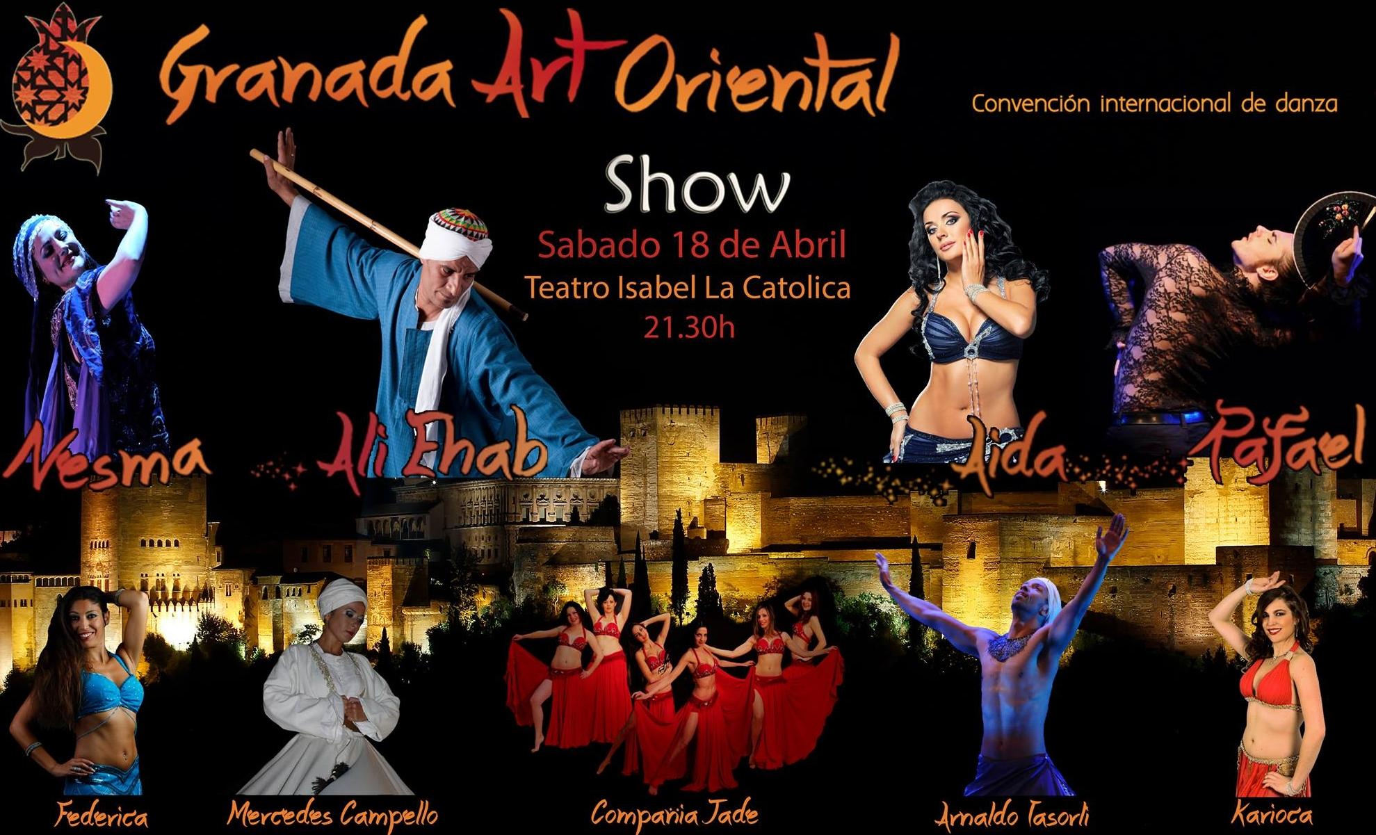 Festival en Granada