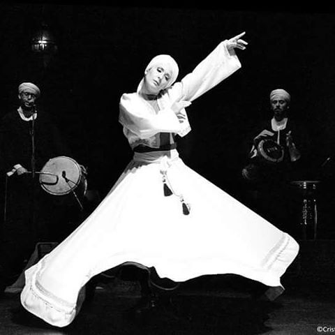 Mercedes Campello-Sufí Dance