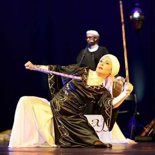 Saidi Dance Festival Al-Mutamid