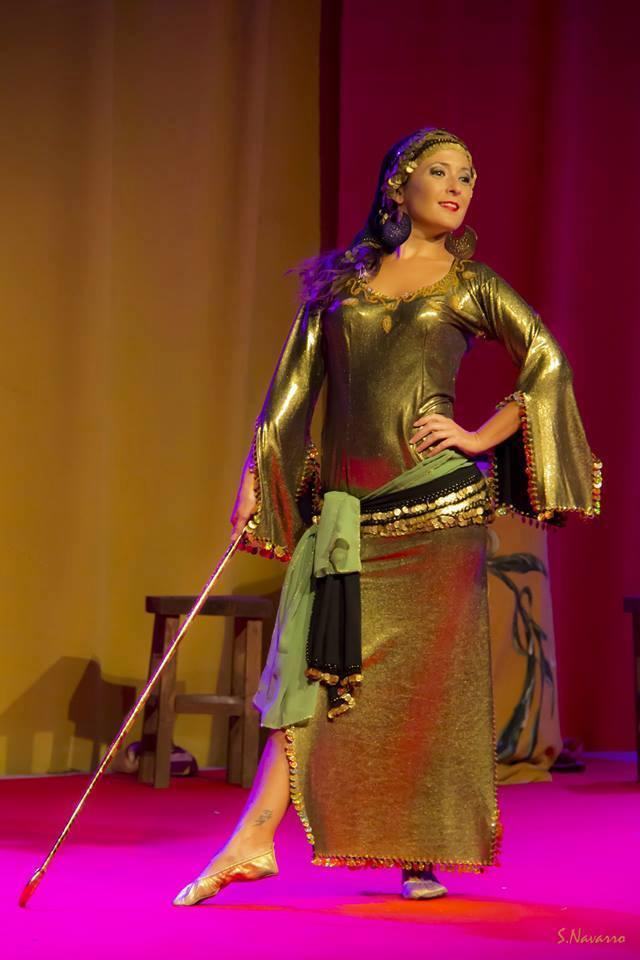 Danza Saidi Folclore egipcio