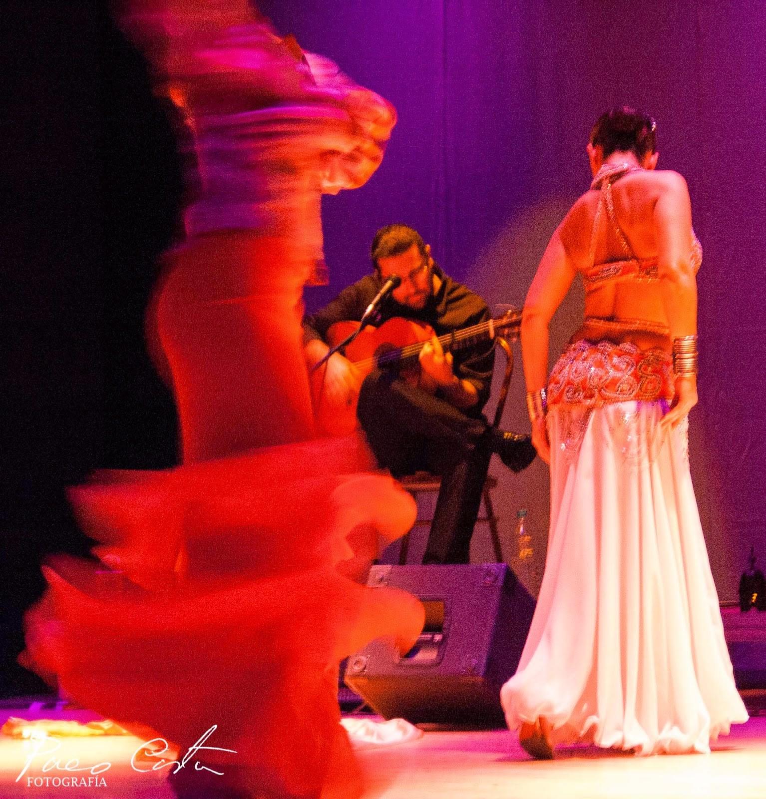 flamenco árabe fusión música directo