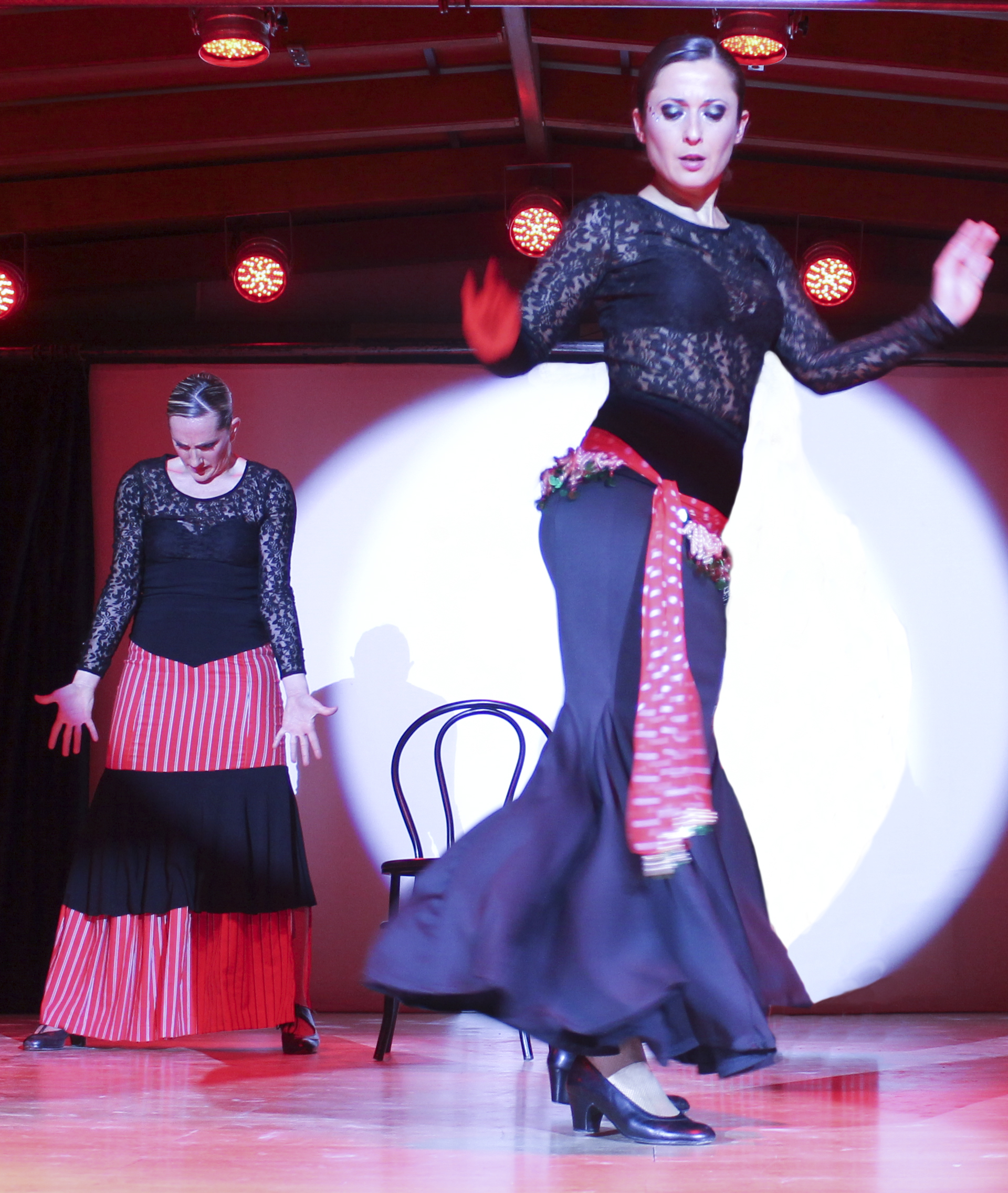 Espectáculo flamenco fusión