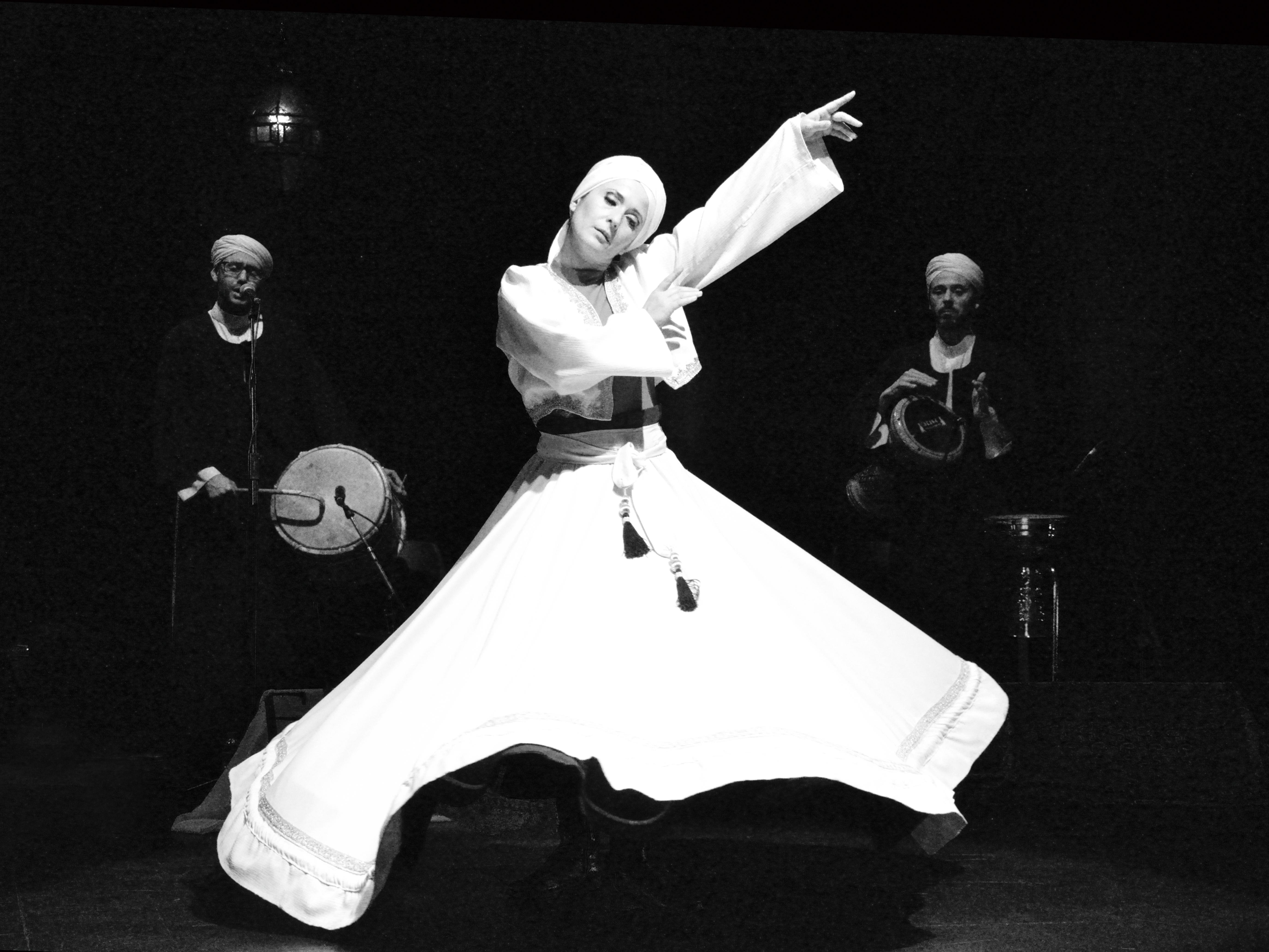 Giro Sufí Música en Directo