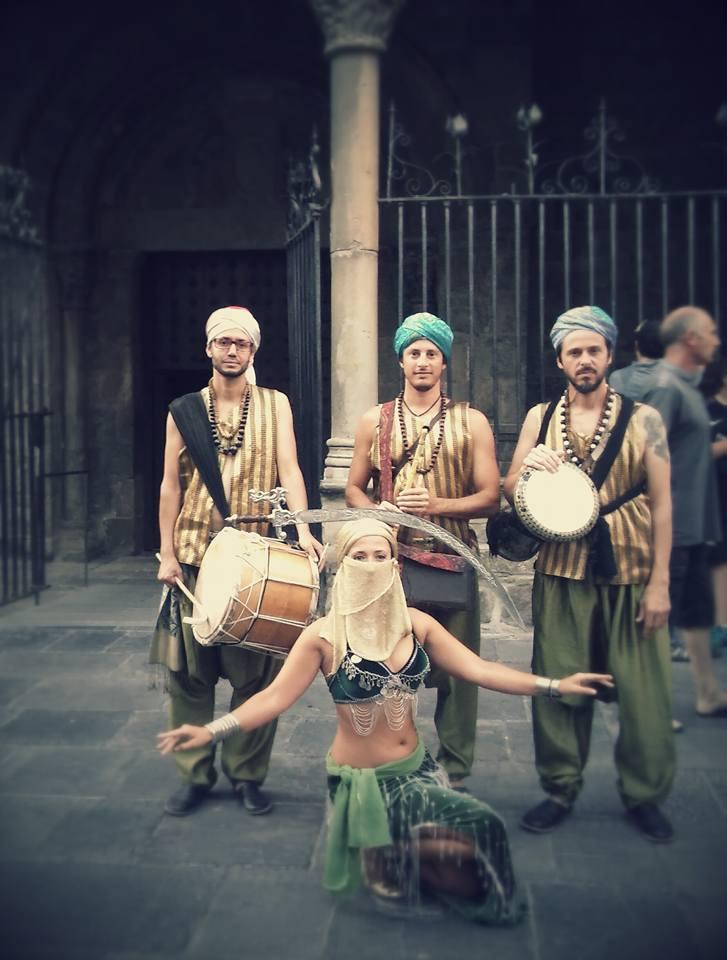 Mercado Medieval 3 Culturas Jaca16