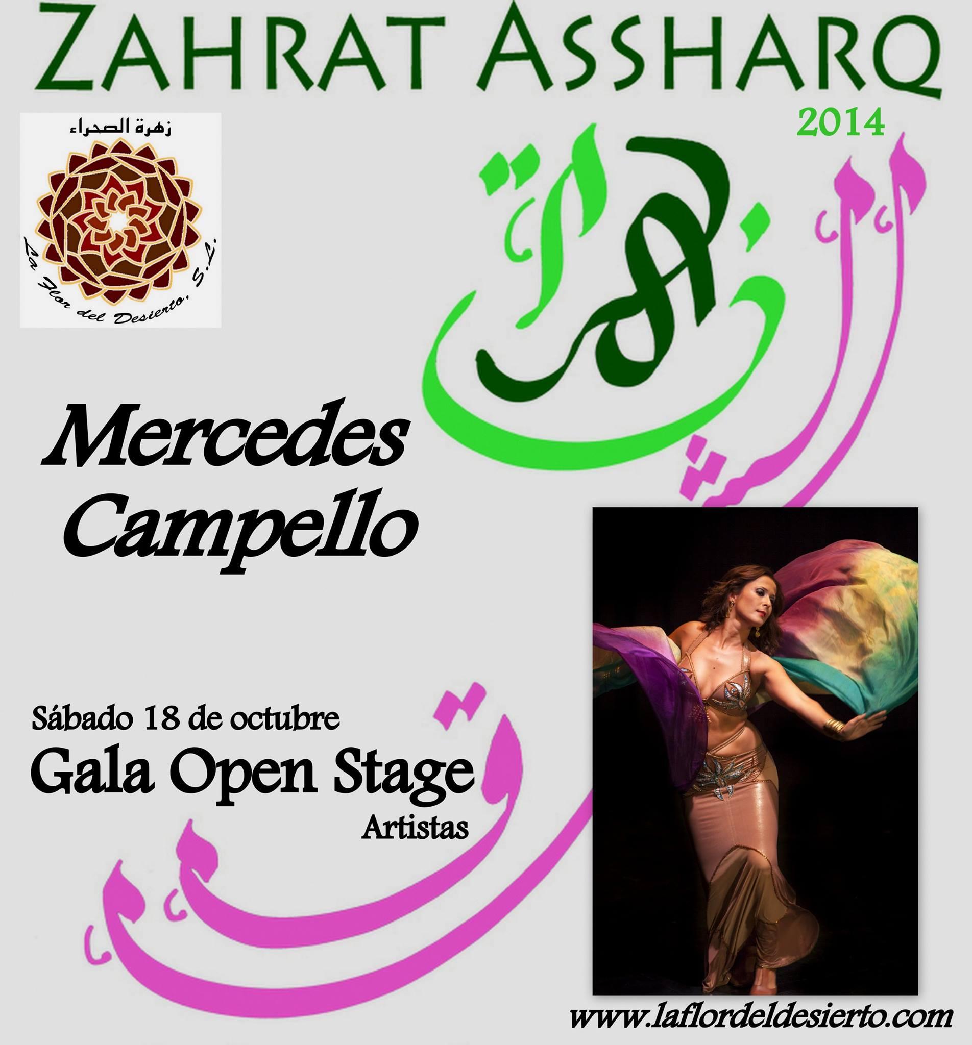 Festival Zahrat Assharq II.