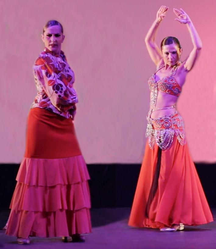 Fusión Oriental Flamenco