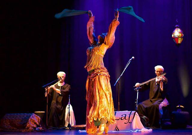 Andalussi Dance Festival Al-Mutamid