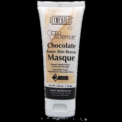 Chocolate Power Skin Rescue Masque