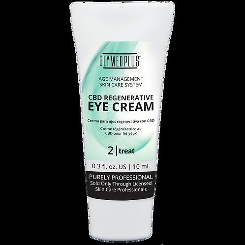 Glymed CBD Regenerative Eye Cream 0.3oz