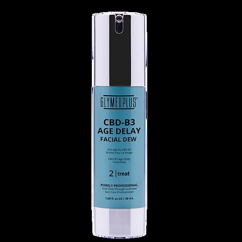 Glymed CBD-B3 Age Delay Facial Dew 1.69oz