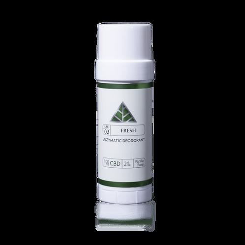 Fresh - Enzymatic Deodorant