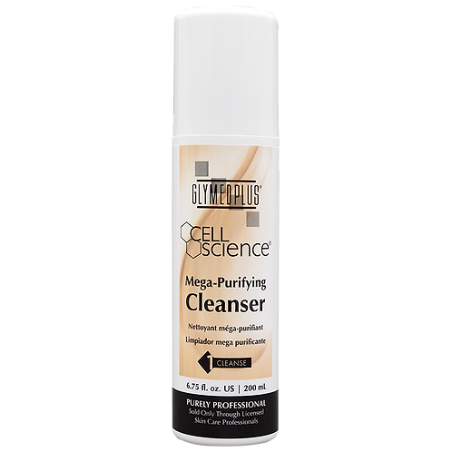 Glymed Mega-Purifying Cleanser 6.75oz
