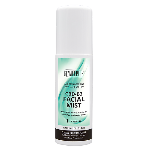 Glymed CBD-B3 Facial Mist 4oz